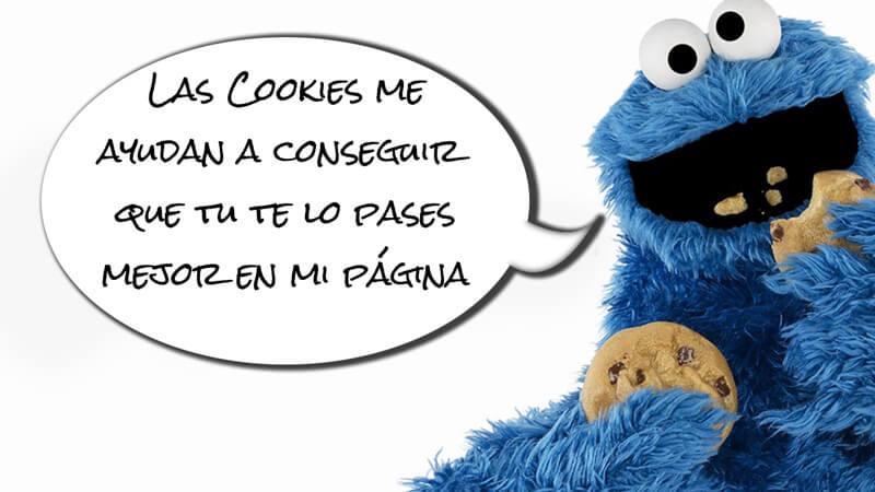 Galletas ricas que cumplen la Ley de Cookies